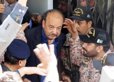 پاکستان کی سیاسی تاریخ کا انوکھا واقعہ, اسپیکر سندھ اسمبلی کا چیمبر سب جیل قرار