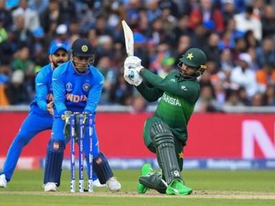 ورلڈکپ میں بھارت کے ہاتھوں شکست کی روایت برقرار، پاکستان 89 رنز سے ہارگیا