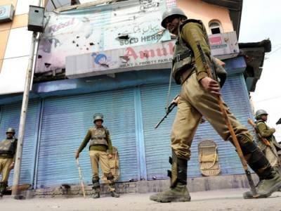 مقبوضہ کشمیر:بھارتی فوج نے مزید دو نوجوانوں کو شہید کردیا