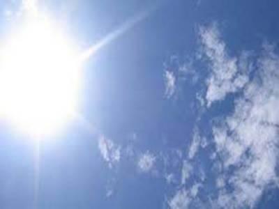 ملک کے بیشتر حصوں میں موسم زیادہ تر گرم اور خشک رہے گا