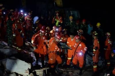 چین کے صوبہ سیچوان میں زلزلہ: 12 افراد ہلاک, 100 سے زائد زخمی