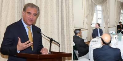 ہم پاکستان کودلدل سے نکال کر خود انحصاری کی طرف لے جانا چاہتے ہیں:شاہ محمود قریشی