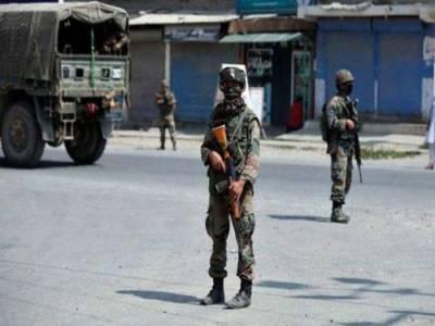 بھارتی فوجیوں کے ہاتھوں بڑھتی شہادتوں کے واقعات کے خلاف اسلام آباد اننت ناگ میں مکمل ہڑتال