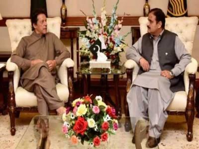 وزیراعلیٰ پنجاب عثمان بزداراور وزیراعظم عمران خان کے درمیان اہم ملاقات، پاکستان بہتر سمت پر چل نکلا، جلد اثرات سامنے آئیں گے: عمران خان