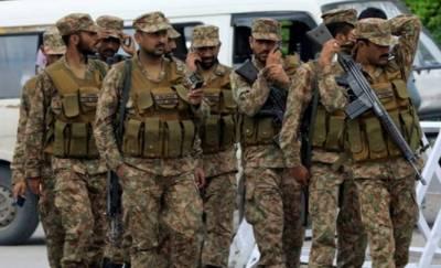 الیکشن کمیشن نے قبائلی اضلاع میں انتخابات کی سکیورٹی پاک فوج کے سپرد کردی