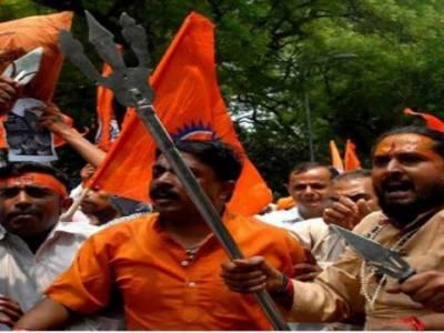 بھارت کی مرکزی و صوبائی حکومتیں اقلیتوں کیخلاف ہندو گروپوں کا تشدد روکنے میں ناکام ہوگئیں:امریکی محکمہ خارجہ