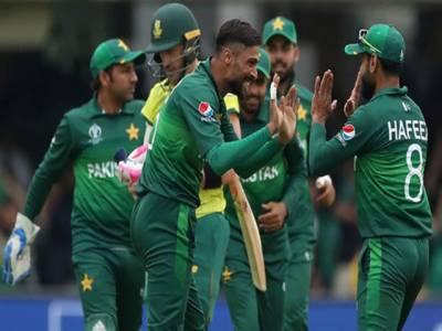 ورلڈکپ میں پاکستان کی جنوبی افریقا کیخلاف شاندار فتح، جنوبی افریقہ ورلڈ کپ سے باہر