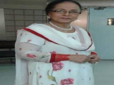 اداکارہ ذہین طاہرہ کی جلد صحت یابی کے لیے دعا کی اپیل