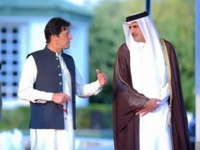 امیرِ قطر کا دورہ پاکستان رنگ لے آیا،پاکستان میں 3 ارب ڈالرز کی سرمایہ کاری کا اعلان