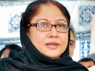 تحریک انصاف سندھ نے پیپلزپارٹی کی رہنما فریال تالپور کی نااہلی کیلئے الیکشن کمیشن میں درخواست دائر کردی