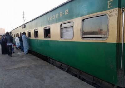 حیدرآباد ٹرین حادثے کے 6 روز بعد بھی ٹرینیں تاخیر کا شکار