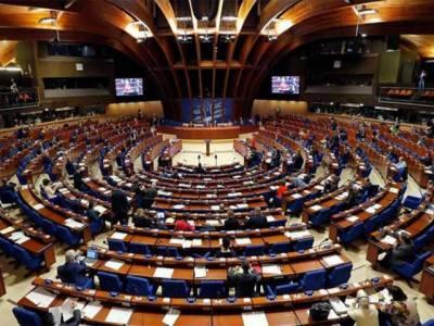 یورپ کی پارلیمانی اسمبلی کی کونسل کا روس کو یورپی یونین میں دوبارہ شمولیت کی اجازت دینے پر اتفاق