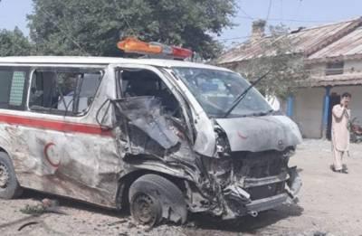 لورالائی:پولیس لائن پر دہشتگردوں کا حملہ,3 دہشت گرد ہلاک,ایک پولیس اہلکار شہید
