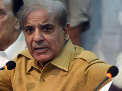شہباز شریف کا پارلیمانی پبلک اکائونٹس کمیٹی کی سربراہی سے مستعفی ہونے کا اعلان