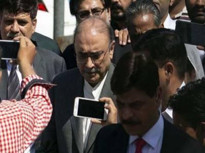 آصف علی زرداری کے ریمانڈ میں 15 جولائی تک توسیع