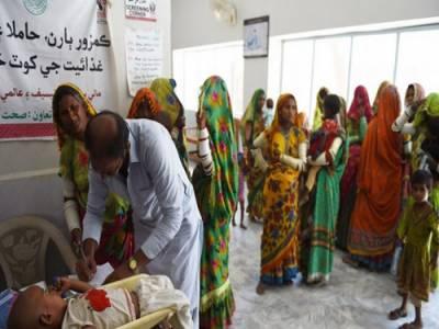تھرپارکر میں غذائی قلت سے مزید 6 بچے انتقال کرگئے