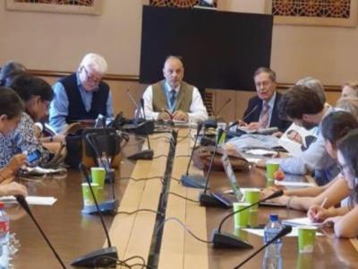 کشمیر ی امن اور تحفط کی خواہش رکھتے ہیں: انٹرنیشنل ہومین رایٹس تنظیموں کا مشترکہ سیمنار