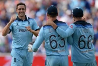 کرکٹ ورلڈکپ: انگلینڈ نے نیوزی لینڈ کو 119 رنز سے شکست دے دی