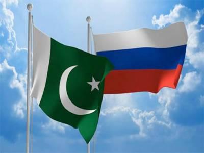 پاکستان اور روس کا پارلیمانی وفود کے تبادلوں میں اضافے پراتفاق