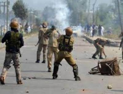 مقبوضہ کشمیر میں فائرنگ ، ایک نوجوان شہید