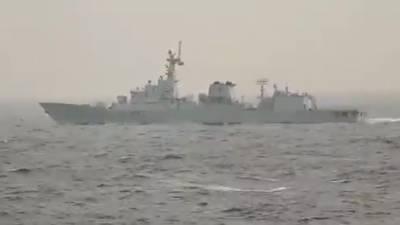 پاک بحریہ کے جہاز پی این ایس اصلت کی سعودی بندرگاہ آمد