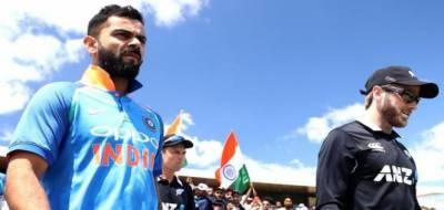 عالمی کپ کرکٹ:پہلاسیمی فائنل کل بھارت اورنیوزی لینڈ کے درمیان کھیلاجائے گا