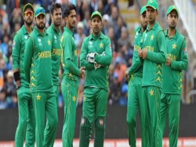 آئی سی سی کی نئی رینکنگ جاری، پاکستانی ٹیم چھٹے نمبر پر برقرار