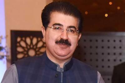 چیئرمین سینیٹ صادق سنجرانی کے خلاف عدم اعتماد کی قرارداد جمع