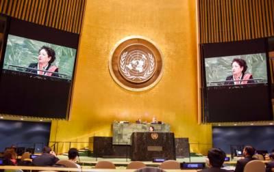 جرائم دہشت گردگردوں کی معاونت کااہم ذریعہ ,پاکستان کے اداروں نے انسداد منشیات میں اہم کردار ادا کیا:ملیحہ لودھی