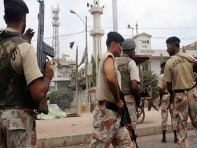 حکومت سندھ کی رینجرز کے اختیارات میں تین ماہ کی توسیع کی منظوری