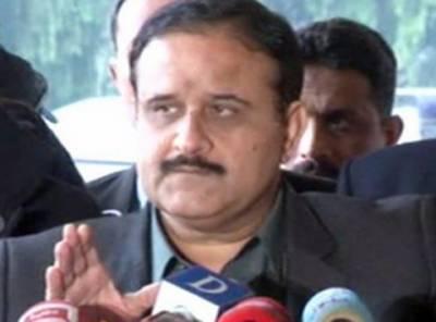 وزیراعلیٰ عثمان بزدار نے پولیس کے الاؤنسز میں اضافے کی اصولی منظوری دے دی