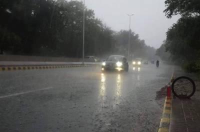 لاہور سمیت پنجاب کے مختلف شہروں میں موسلاھار بارش, موسم دلفریب
