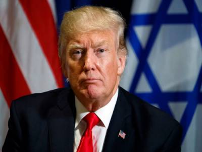 امریکہ ایران کے خلاف پابندیاں میں بتدریج اضافہ کرے گا:ڈونلڈ ٹرمپ