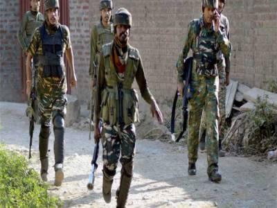 بارہمولہ میں بھارتی فوج کا محاصرہ اور تلاشی کی کارروائی