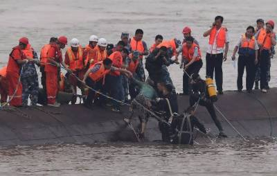 بحیرہ جنوبی چین میں لاپتہ ماہی گیروں کو بچا لیا گیا