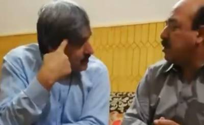 ویڈیو الزامات مسترد:جج ارشد ملک نے اسلام آباد ہائیکورٹ کو خط لکھ دیا