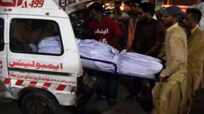 ساہیوال:ٹریفک حادثے میں 3افراد جاں بحق