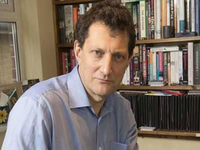 ایف آئی ڈی کی تردید ویسی نہیں جیسی پیش کی جا رہی ہے:برطانوی صحافی ڈیوڈ روز