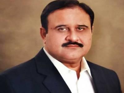 پاکستان تحریک انصاف چیئرمین سینیٹ صادق سنجرانی کے ساتھ تھی، ہے اور رہے گی:عثمان بزدار