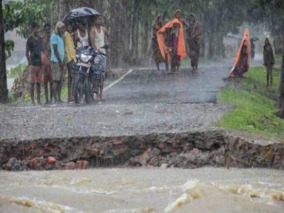 نیپال،شدید بارشوں سے50افراد ہلاک