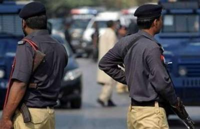 سندھ پولیس نے 8مطلوب جرائم پیشہ گرفتار کر لئے