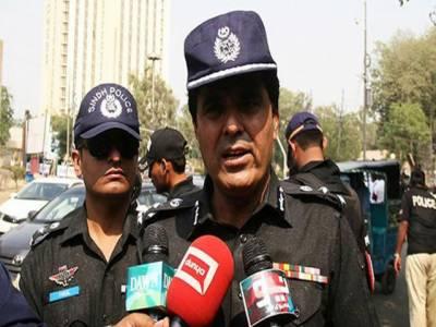 پولیس میں اعلیٰ سطح پر تبادلے،کراچی پولیس چیف امیر شیخ کو عہدے سے فارغ ، غلام نبی میمن نئے کراچی پولیس چیف تعینات