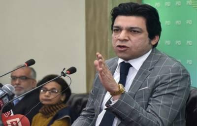 فیصل واوڈا کااحتساب جاری رکھنے کے حکومتی عزم کااظہار