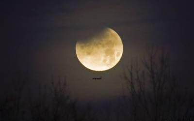 رواں سال کا دوسرا چاندگرہن آج رات کو ہوگا