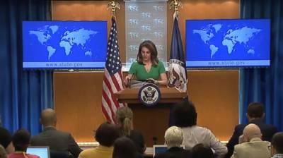 امریکہ کا پاکستان کی جانب سے کرتارپورراہداری منصوبے کاخیرمقدم