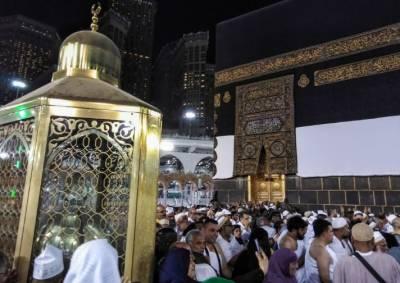 رواں سال 80 لاکھ مسلمانوں نے عمرہ کی سعادت حاصل کی: سعودی عرب