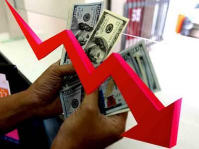 انٹربینک میں ڈالر کی قدر میں جاری تیزی کو بریک , ڈالر 159.20پیسے کا ہو گیا