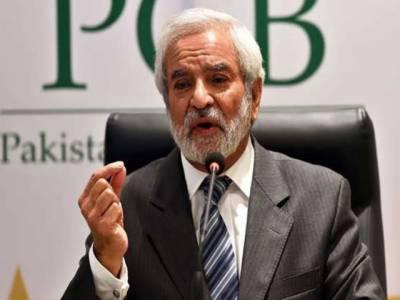 پاکستان کرکٹ بورڈ کے چیرمین احسان مانی کا انضمام الحق کو خراج تحسین