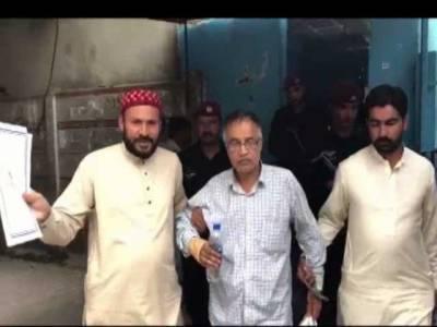 جج ویڈیو اسکینڈل کا اہم کردار اورمبینہ ویڈیو بنانے والا ملزم میاں طارق محمود گرفتار