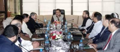 وزیراعلیٰ عثمان بزدار سے فلور ملز ایسوسی ایشن کے وفد کی ملاقات، آٹے کی قیمت نہ بڑھانے کا اعلان